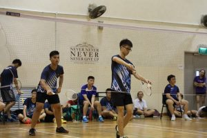 Sports Badminton Boys 0
